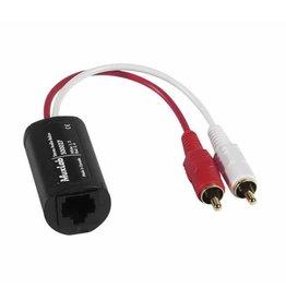 MuxLab 500027 Stereo audio balun