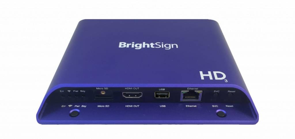 BrightSign HD1023