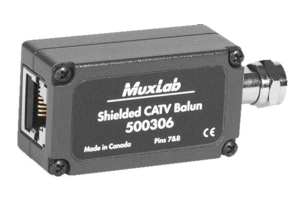 Installatiehandleiding MuxLab 500306