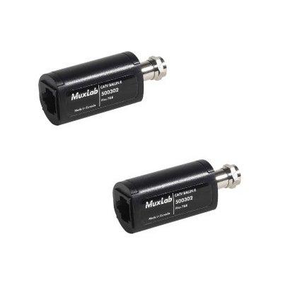 MuxLab 500302-2PK Kabel TV over UTP