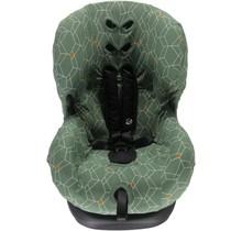 Autostoelhoes 1+ Deco Groen