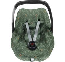 Autostoelhoes 0+ Deco Groen