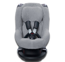 Autostoelhoes 1+ Rugsteun Grijs