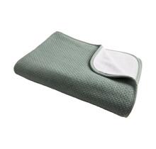 Pique Winter Blanket Stonegreen