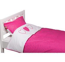 Bettbezug + Kissenbezug Britta