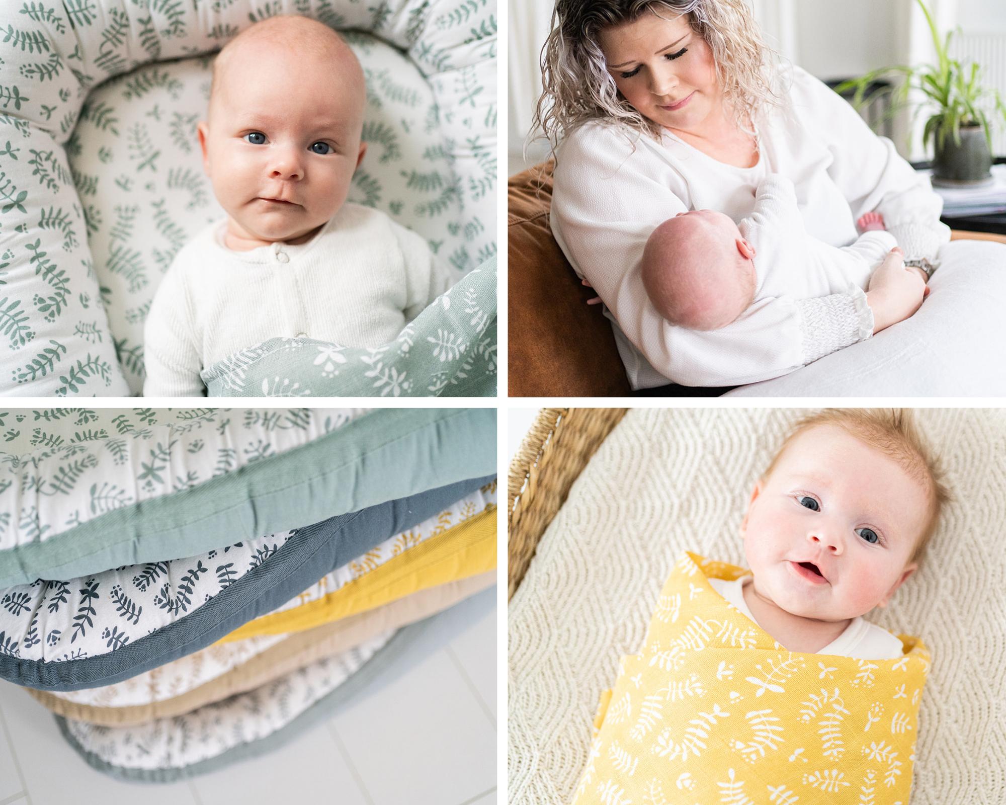 6 items die de eerste maanden met je baby makkelijker maken!