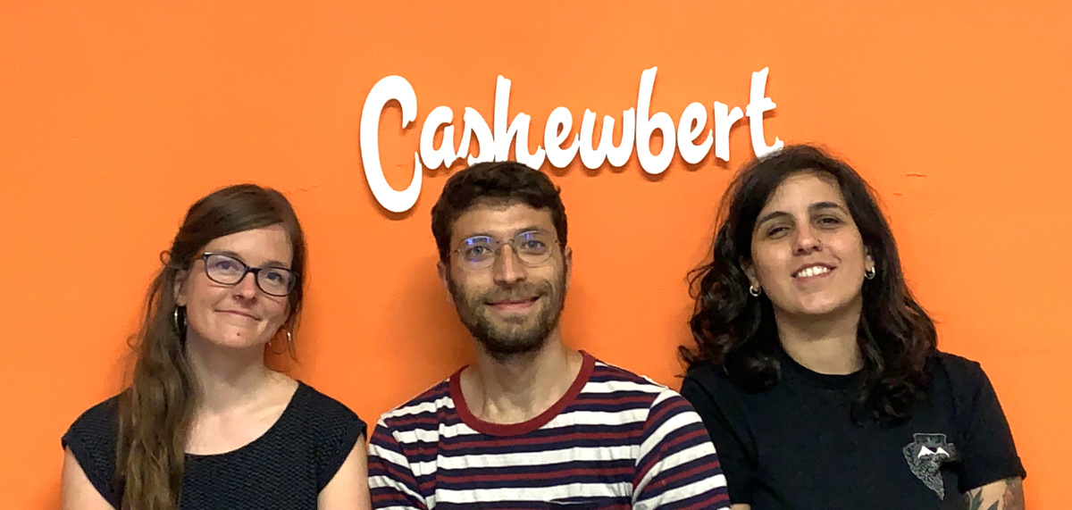 Cashewbert team