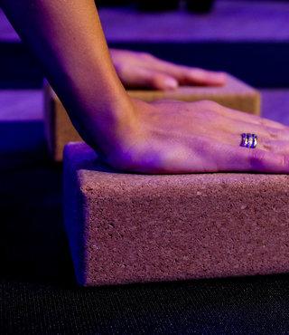 Yoga Blok Kurk