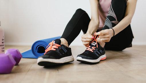 Alles voor een goede workout thuis!