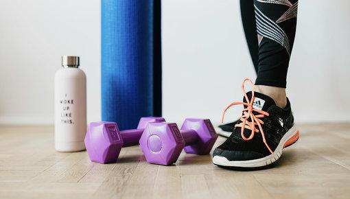 Shop jouw fitness artikelen voor thuis