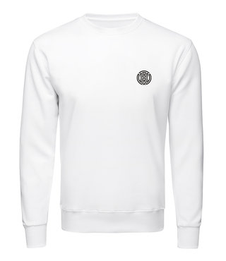 HOW Sweatshirt Wit Unisex
