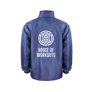 House of Workouts Hooded Jacket