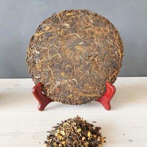 Tash Tea Pu-ehr Cake