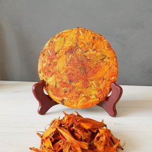 Tash Tea Leliebloem cake (200 gram)