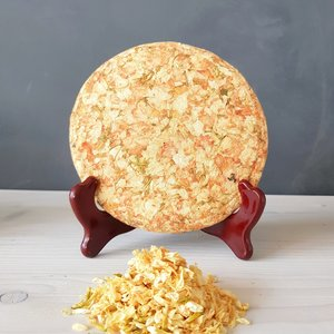 Tash Tea Jasmine Flower Cake (200 gram)