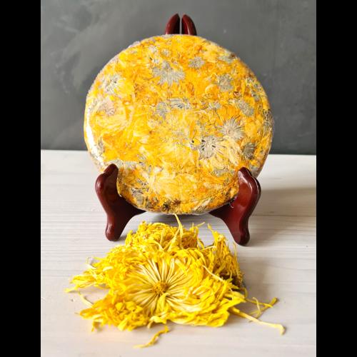 Tash Tea Chrysanthemum Cake