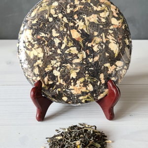 Tash Tea Green Tea  Cake UITVERKOCHT