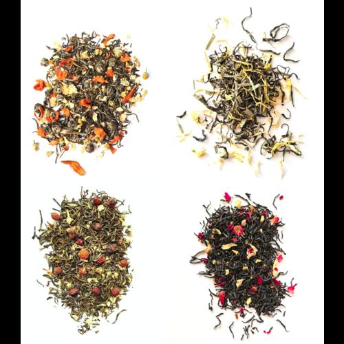Tash Tea 4 x Seizoensthee