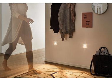 Sensorlampen