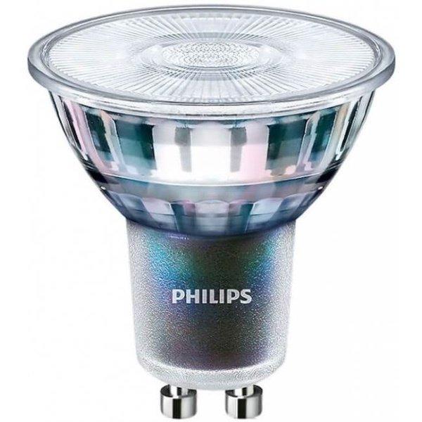 Philips Master LED ExpertColor 3,9 Watt 2700K CRI90 GU10 dimbaar