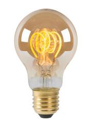 Lucide LED Lamp E27 peer Amber 5W dimbaar