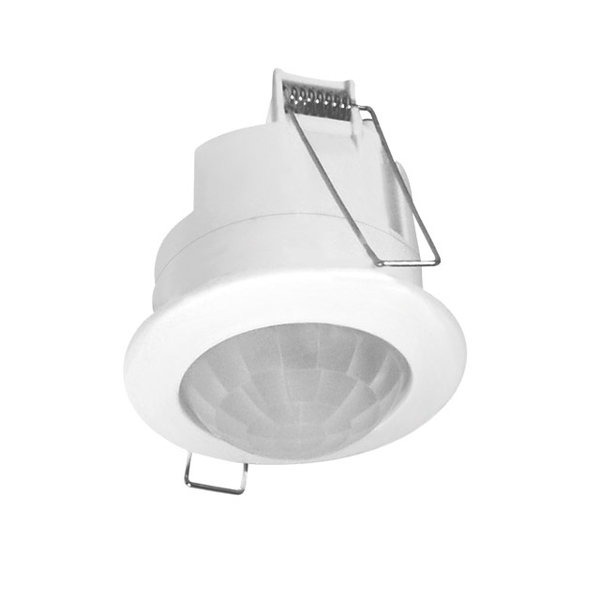 Kanlux Bewegingssensor wit inbouw IP20