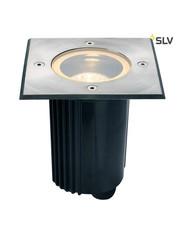 SLV Grondspot RVS-316 vierkant GU10 IP67