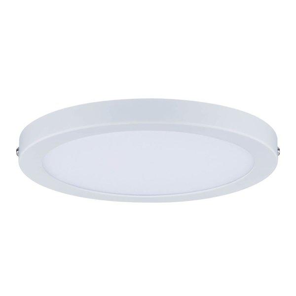Paulmann LED paneel opbouw 18 Watt rond 22cm mat wit dimbaar