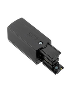 Global Trac Lighting Systems 3-Fase-Rail voeding zwart