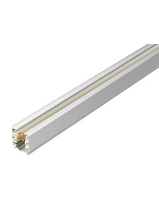 Global Trac Lighting Systems 3-Fase-Rail grijs 2 meter