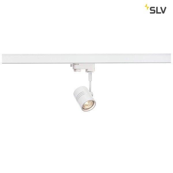 SLV 3-Fase-Rail spot Bima GU10 wit