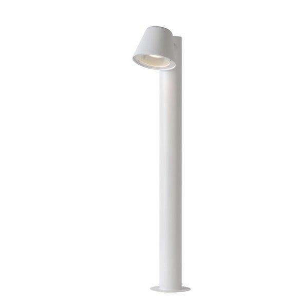 Lucide LED staande buitenlamp wit