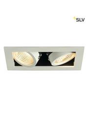 SLV Inbouw LED Spots wit 3000K dimbaar