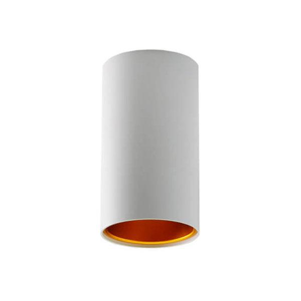 Spectrum LED Plafond opbouw spotje wit-Goud