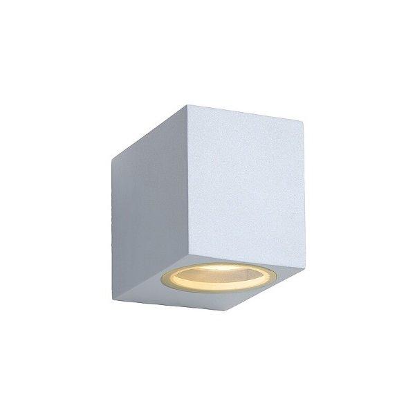 Lucide LED wandlamp IP44 wit dimbaar