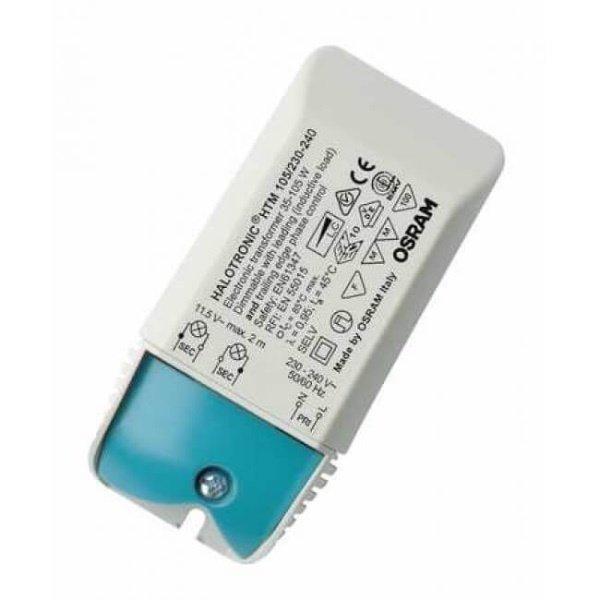 Osram HTM 35-105 Watt Transformator 12 Volt AC dimbaar