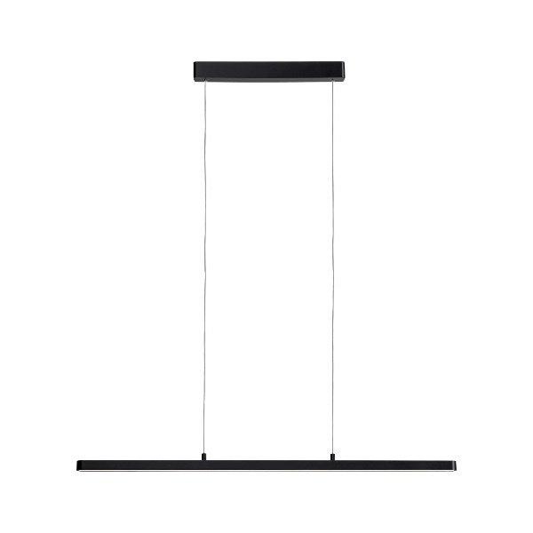 Paulmann LED hanglamp zwart op en neer schijnend dimbaar