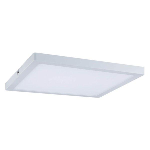 Paulmann LED paneel opbouw 24 Watt vierkant 30x30cm mat wit dimbaar