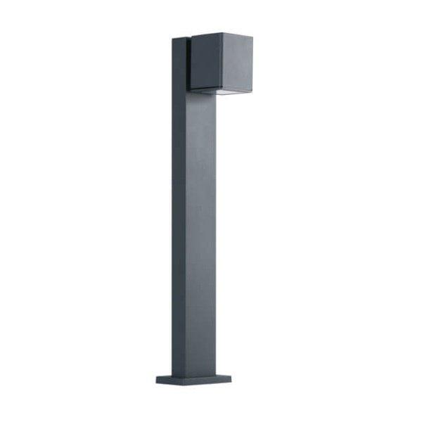 Kanlux Staande buitenlamp antraciet GU10 80cm
