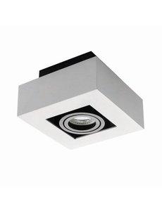 Kanlux Moderne plafondspot wit GU10