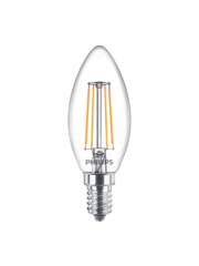 Philips LED Lamp E14 4,5W 2700K dimbaar