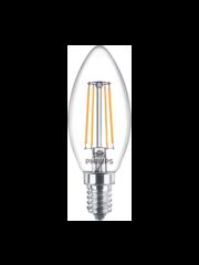Philips LED Lamp E14 4,5W 2700K dimbaar