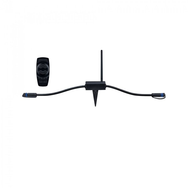 Paulmann Plug & Shine Controller met afstandsbediening IP68 Zwart
