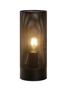 Lucide BELI Tafellamp E27 Zwart
