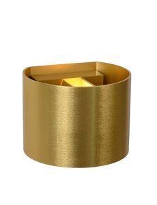 Lucide XIO Wandlicht Rond goud