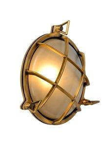 Lucide DUDLEY Wandlamp Rond goud