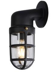 Lucide DUDLEY Wandlamp Zwart