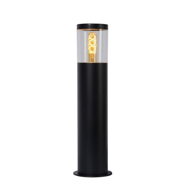 Lucide FEDOR staande lamp E27/40W H49.5cm Zwart