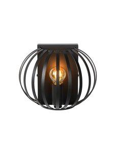 Lucide MANUELA Wandlamp Zwart