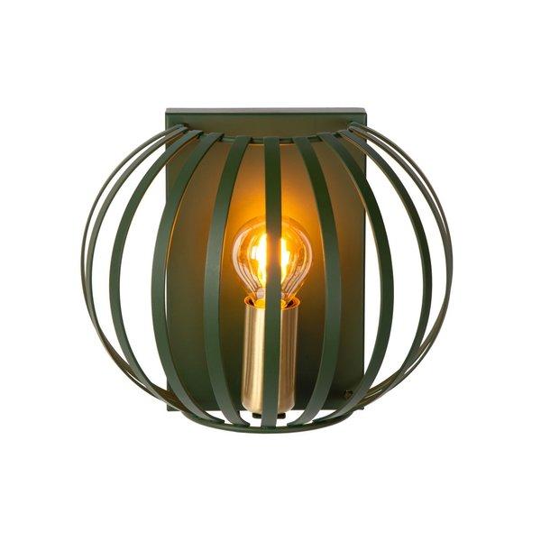Lucide MANUELA Wandlamp E14/40W Groen